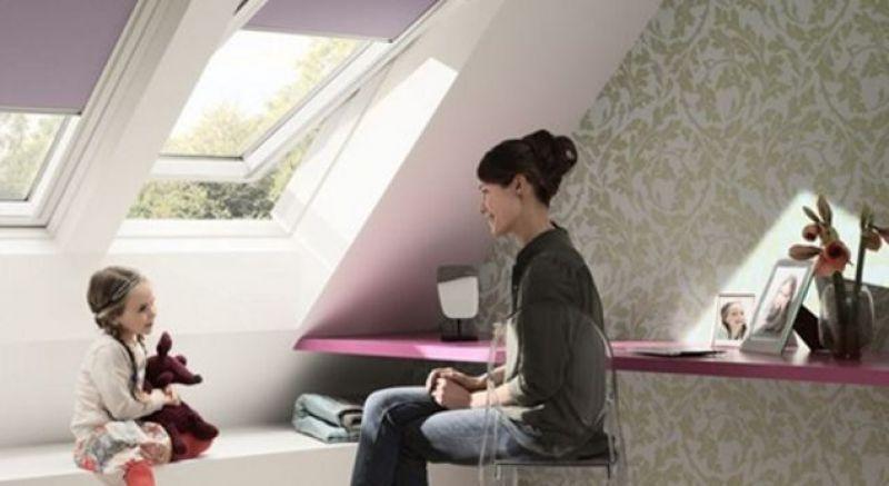 Finestra per tetti VELUX INTEGRA elettrica solare 4