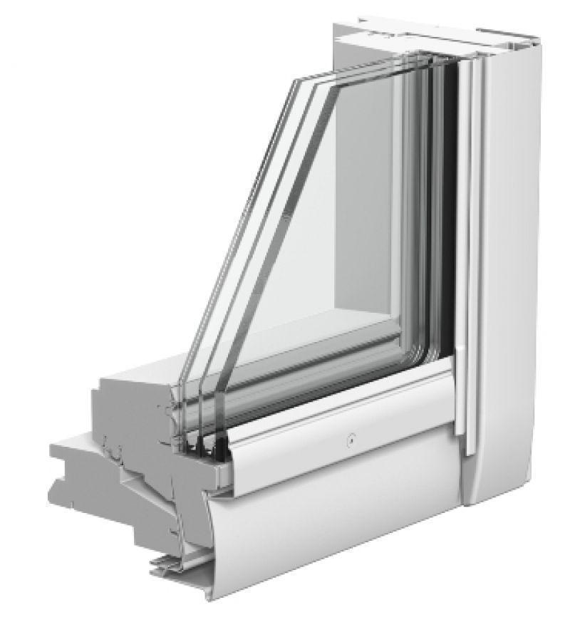 Prezzo finestra per tetti velux integra elettrica solare - Dimensioni finestre velux ...