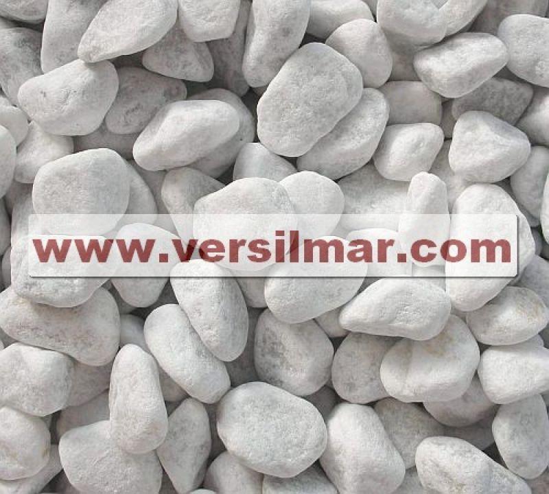 Ciottoli di Bianco Carrara mm. 15-25 1