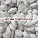 Ciottoli di Bianco Carrara mm. 15-25