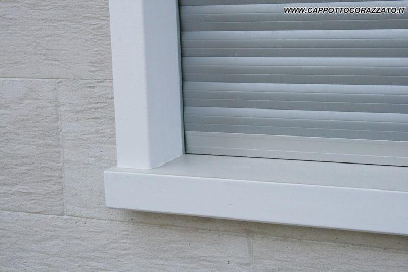 Prezzo davanzale termico isolante copri soglia finestra - Soglie in marmo per finestre ...