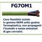 Cavo fg7om1 2x4