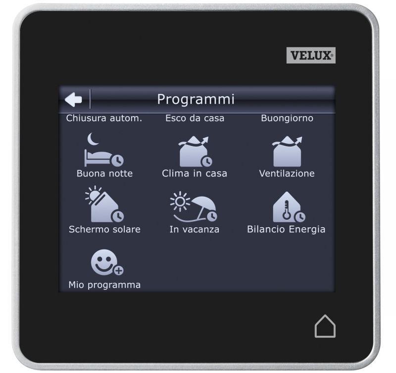 Control pad VELUX 5