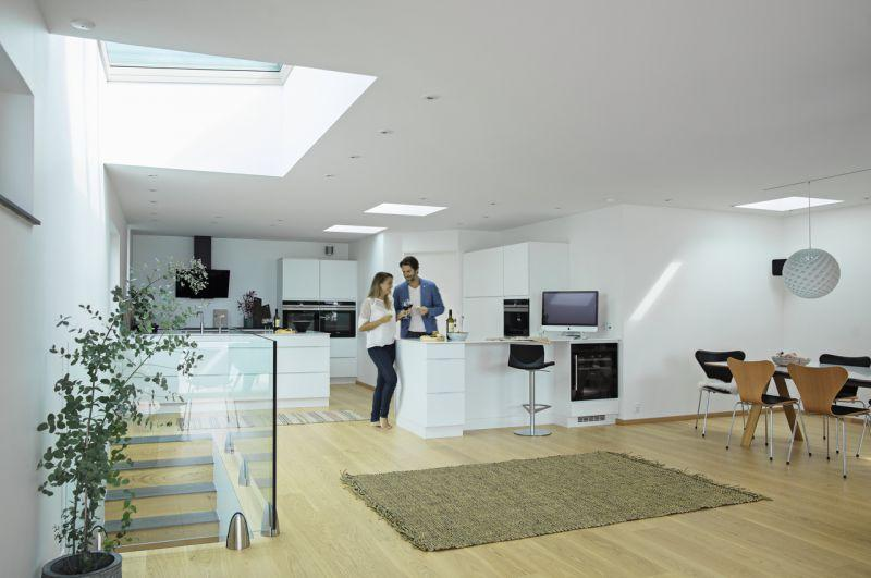 Finestra per tetti piani VELUX 1