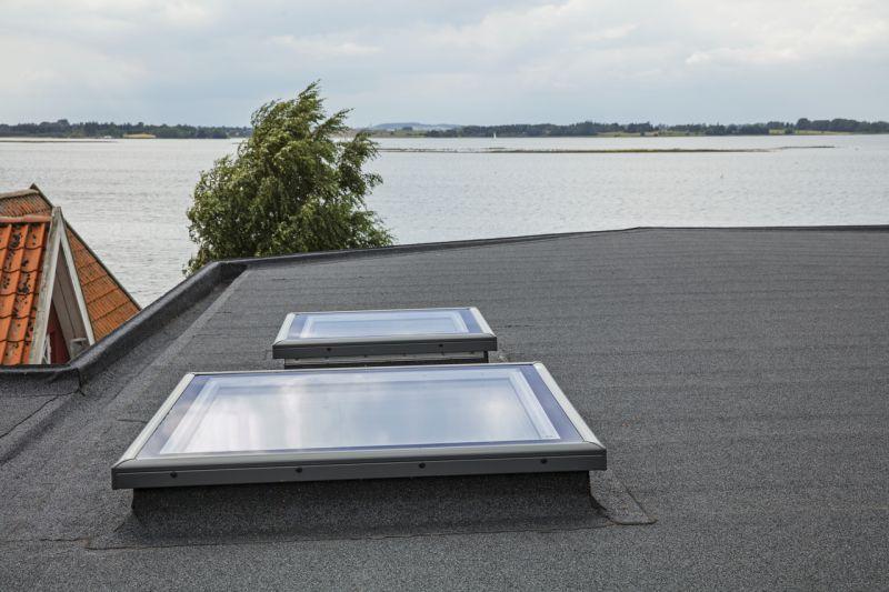 Finestra per tetti piani VELUX 2