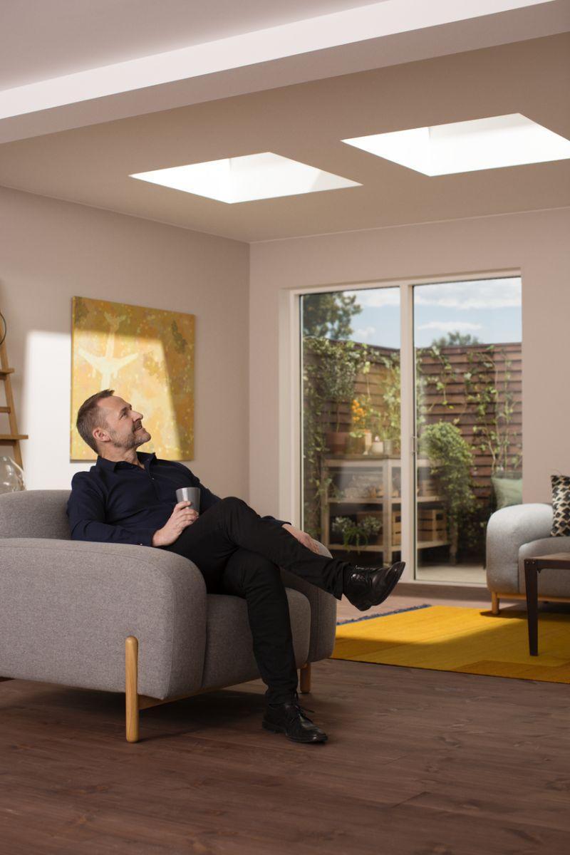 Finestra per tetti piani VELUX 3