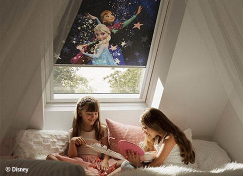 Tende oscuranti a rullo Disney & VELUX Dream Collection 3