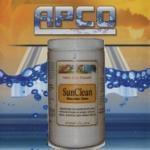 Detergente tessuti acrilici e pvc