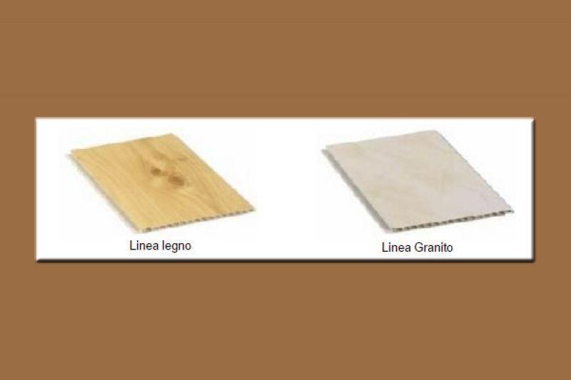 Pannelli di rivestimento a incastro Linea Office Spatolato 4
