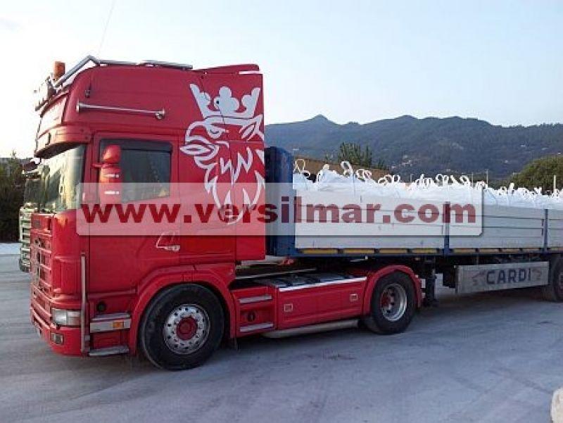Ciottoli di Bianco Carrara mm. 250-400 2