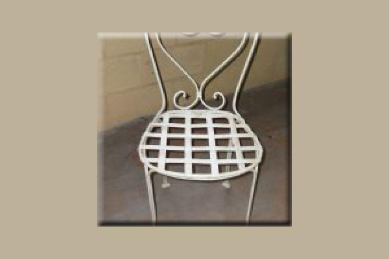 Sedie In Ferro Battuto Pieghevoli : Prezzo: sedia in ferro battuto da giardino alessandria prezzo