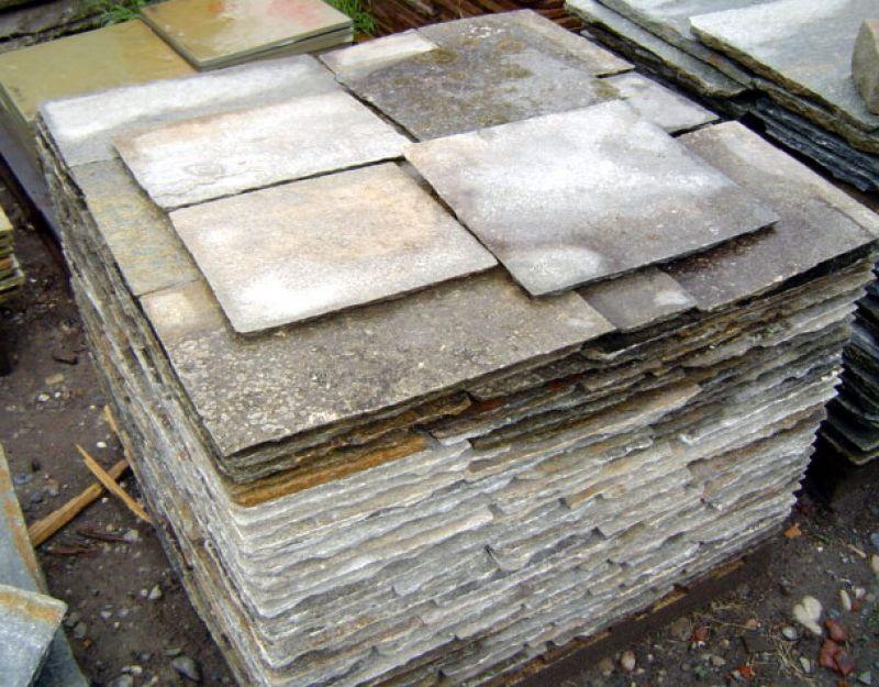 Pavimentazione in pietra di Luserna Alessandria 1