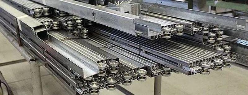Cancelli estensibili di acciaio 2