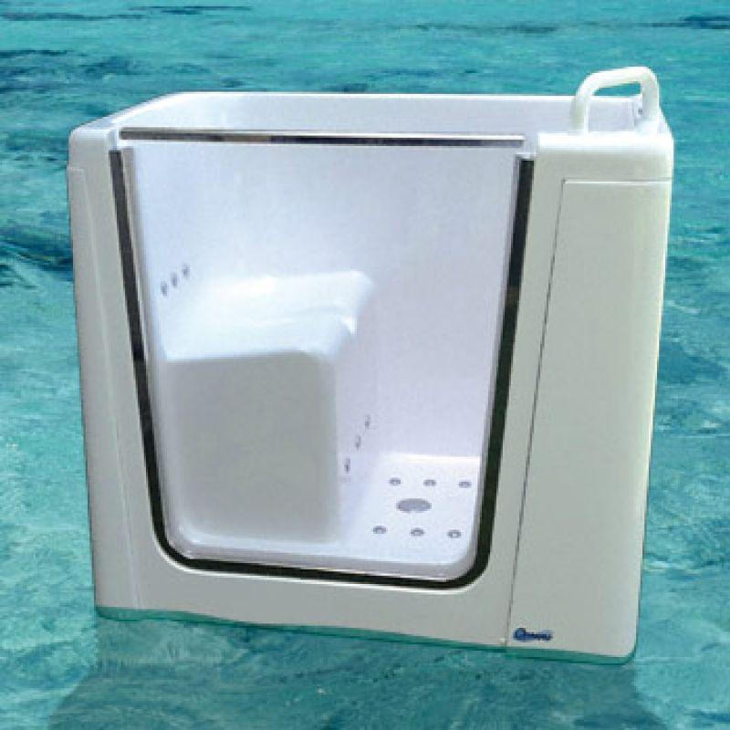 Vasca ITACA con porta laterale per anziani e disabili 4