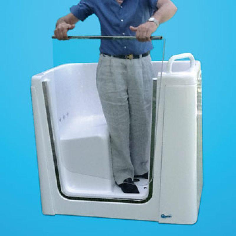 Vasca ITACA con porta laterale per anziani e disabili 6