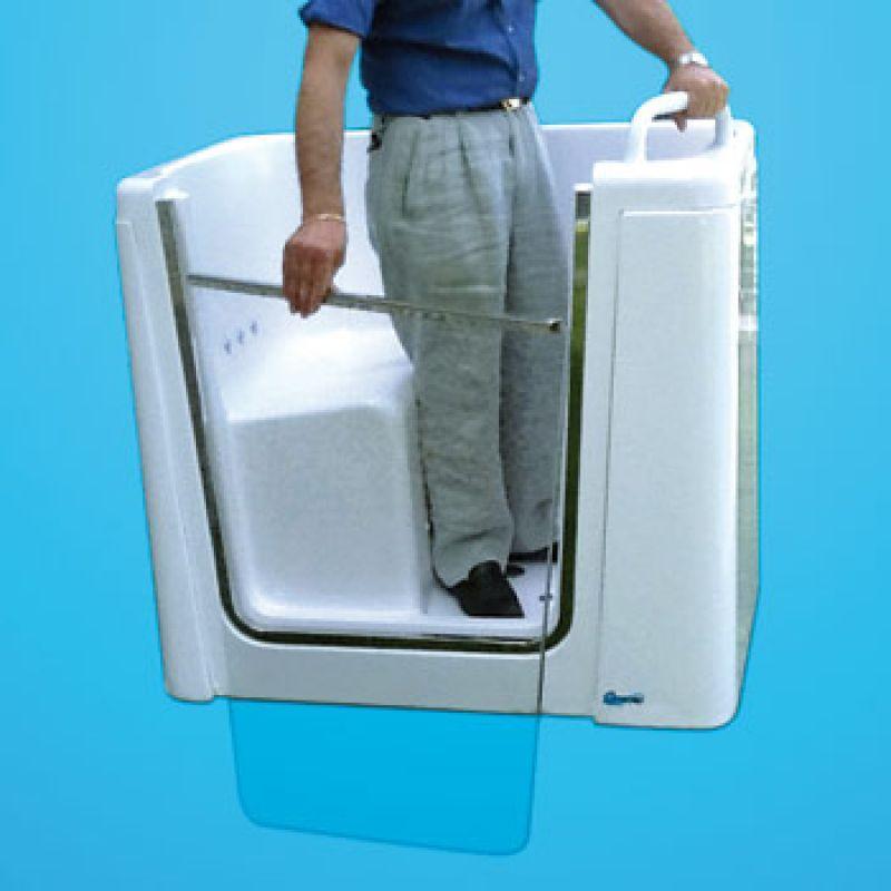 Vasca ITACA con porta laterale per anziani e disabili 7