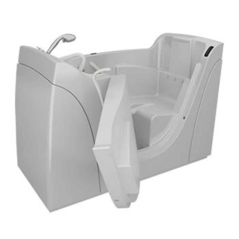 Prezzo vasca da bagno capri con sportello e per disabili prezzo vasca da bagno capri con - Vasche da bagno per disabili prezzi ...