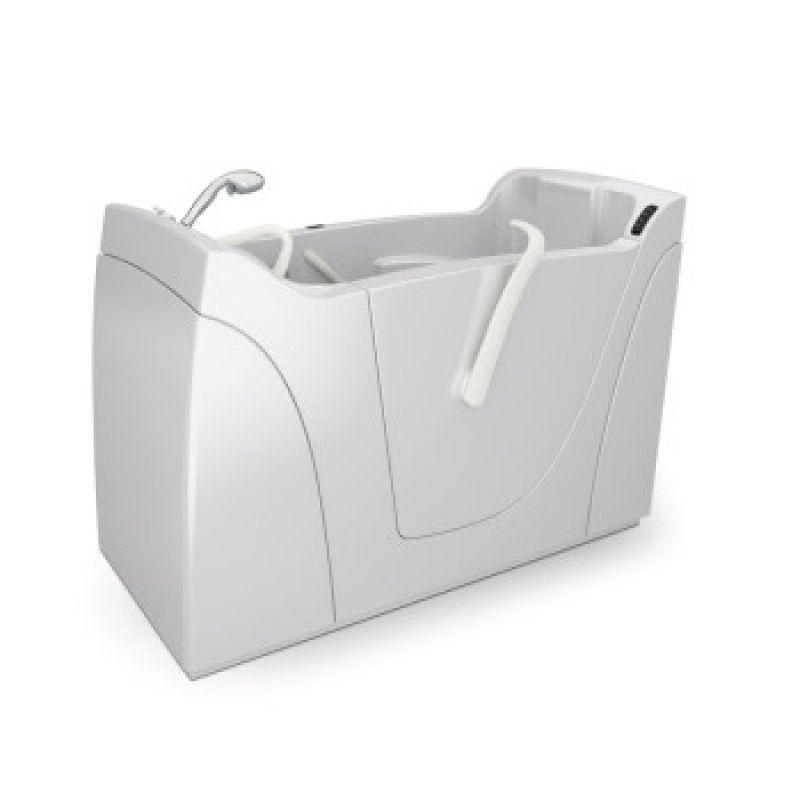 Vasca da bagno CAPRI con sportello e per disabili 3
