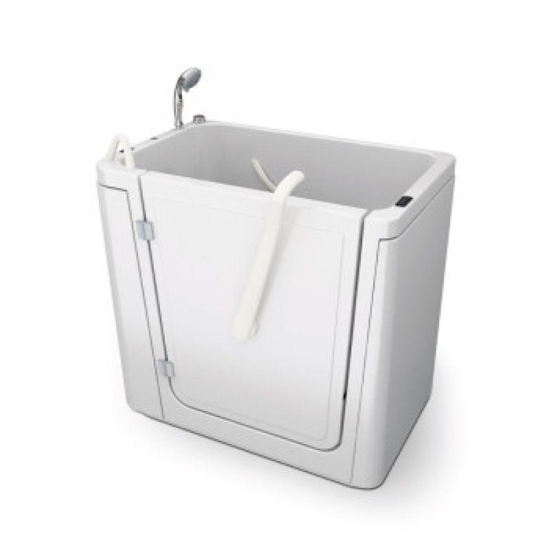 Prezzo vasca con sportello samoa per disabili e anziani - Vasca con porta prezzi ...