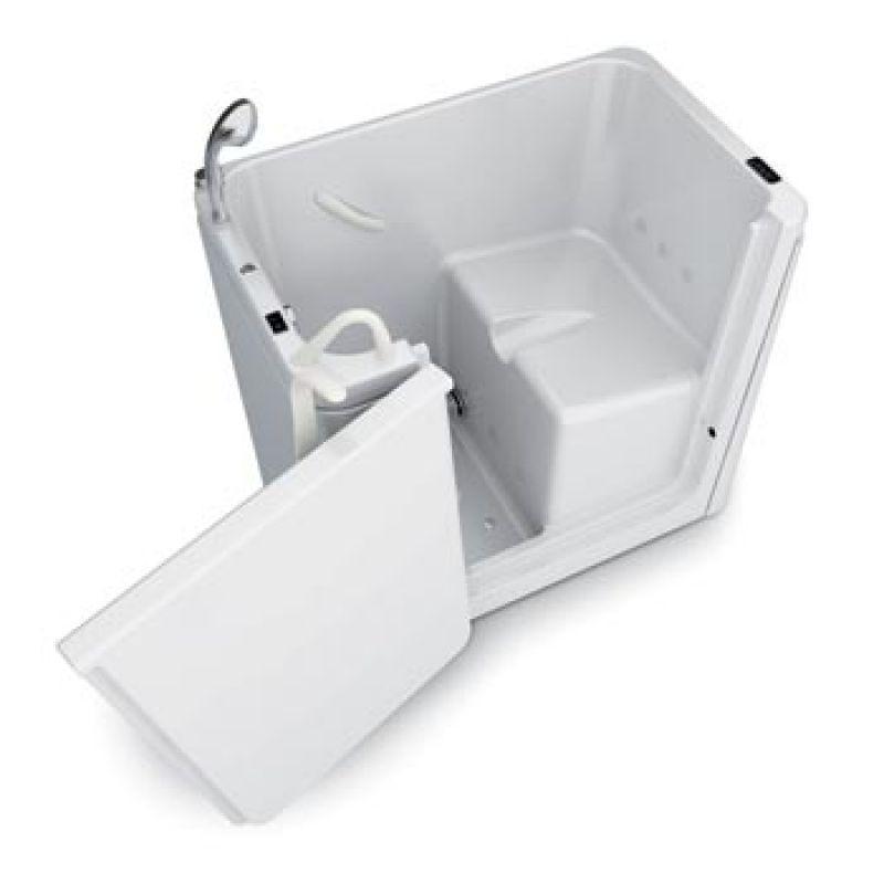 Vasca con sportello SAMOA per disabili e anziani 2