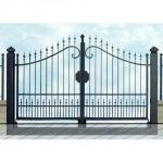 Cancello poseidone