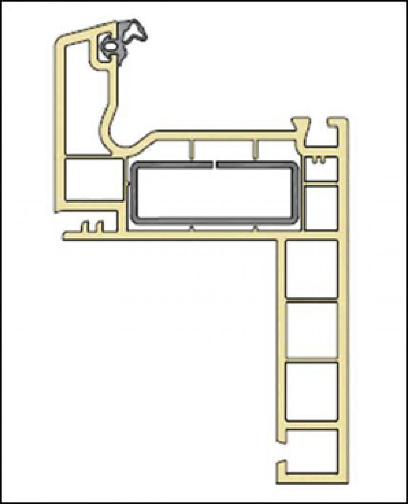 Finestre in pvc - isol70 q 5