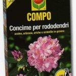 Compo concime granulare per rododendri 1 kg