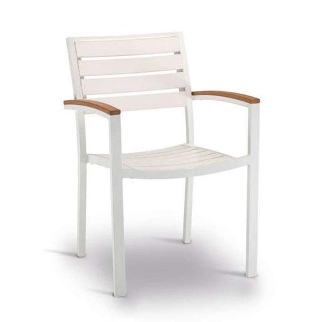 Fresia: sedia da esterno 1
