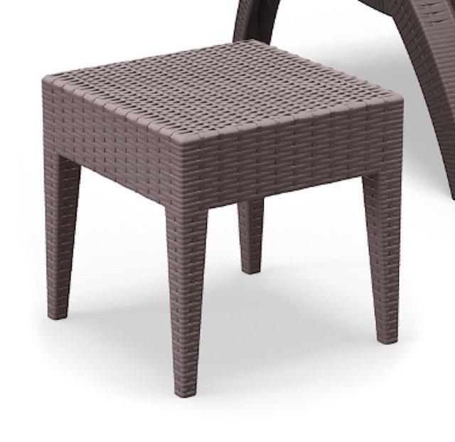 Tavolino da giardino ninfea 1