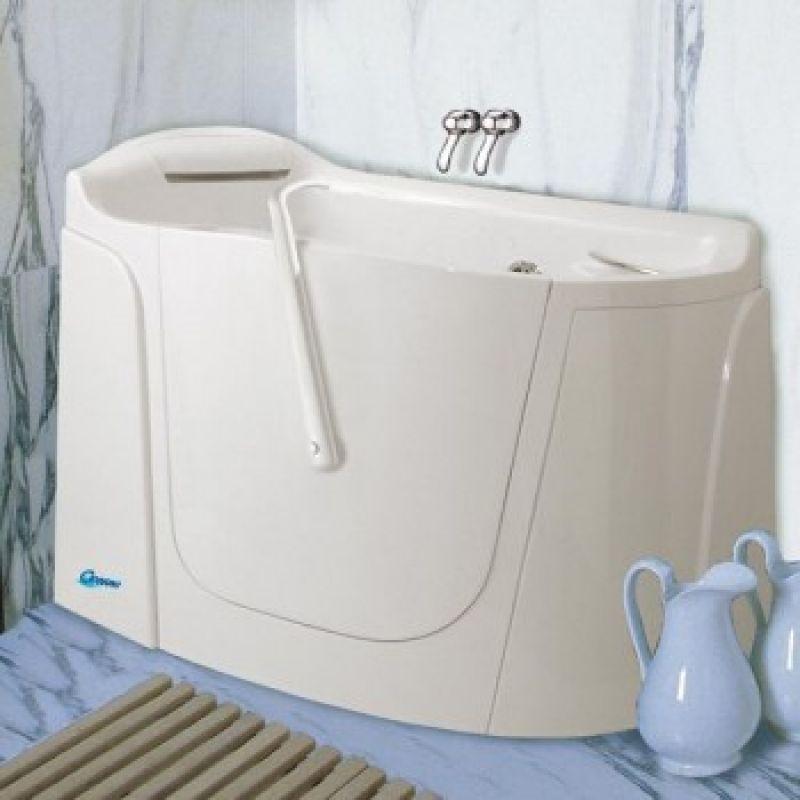 Prezzo vasca con sportello bali per anziani e disabili - Vasche da bagno per disabili prezzi ...