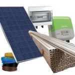 Kit fotovoltaico europeo 3 kw 3000 w completo