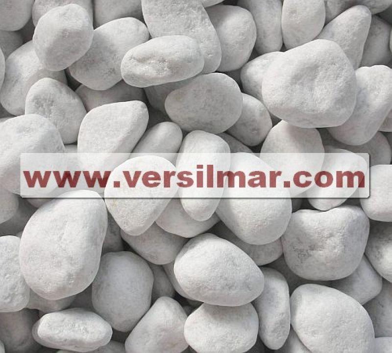 Ciottoli di Bianco Carrara mm. 25-40 1