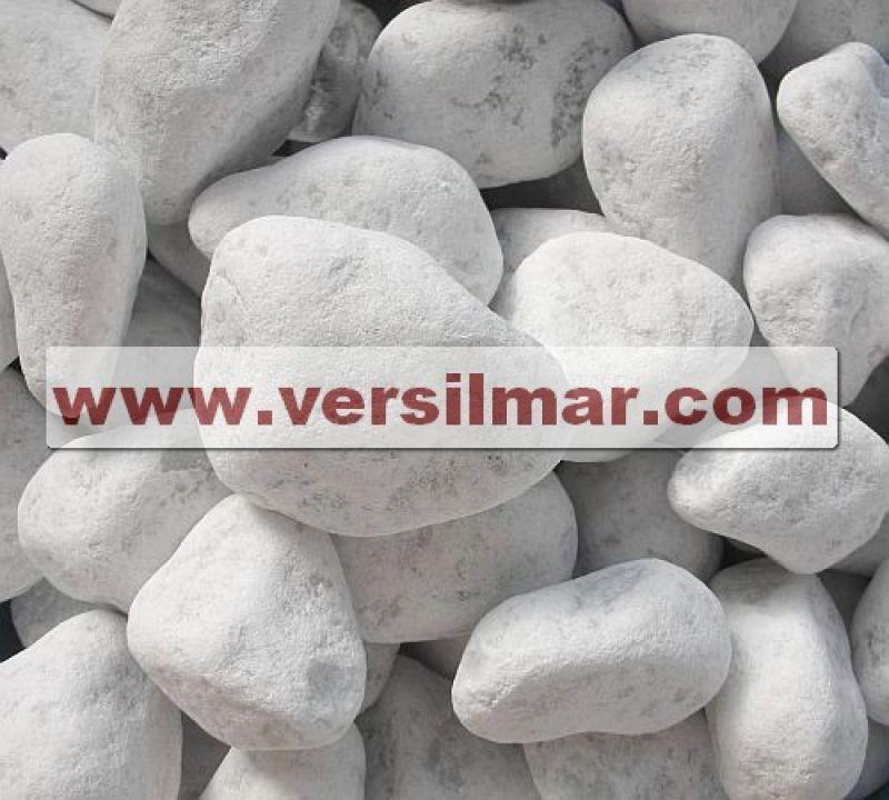 Ciottoli di Bianco Carrara mm. 40-60 1