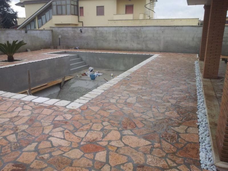 Prezzo ciottoli di pietra bianca marino di roma for Ciottoli di pietra bianca per giardino prezzo