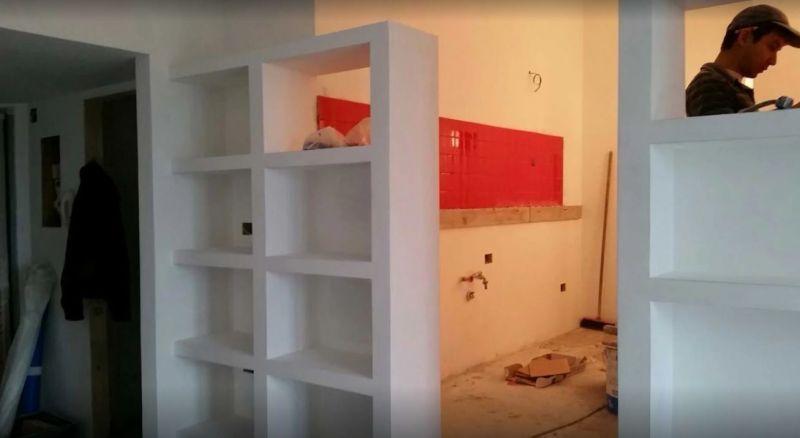 Ristrutturazione progettazione completa appartamenti Milano 2