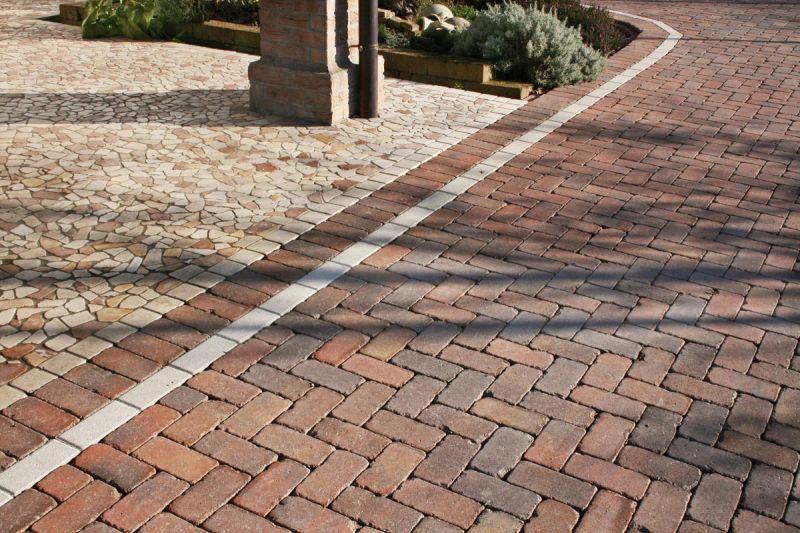 Pavimento a betonella Marino di Roma 1