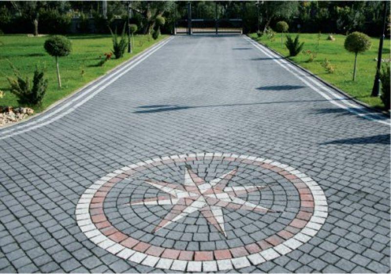 Pavimento a betonella Marino di Roma 4