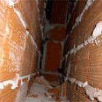 Intercapedine isolamento con materiali naturali