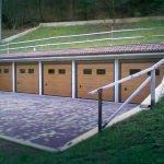 Portone sezionale per garage - 50922