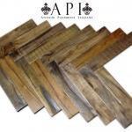 Parquet spina di pesce in legno di recupero