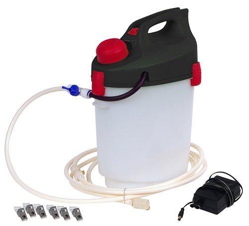 Sistema di nebulizzazione portatile 1