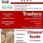 Trasloco appartamento roma