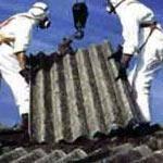 Rimozione lastre in cemento amianto
