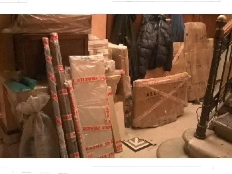 Deposito e custodia dei mobili Milano 1