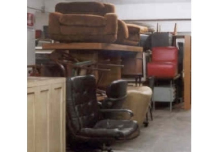Deposito e custodia dei mobili Milano 3