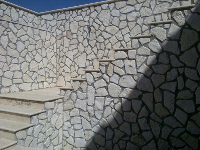 Rivestimento in pietra di Trani, Marino di Roma 6
