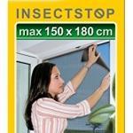 Zanzariera 150 x 180 cm colore Grigio antracite