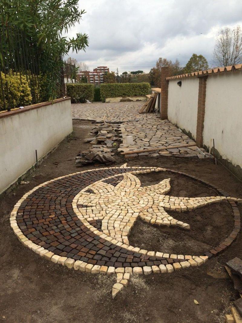 Pietre per pavimenti e rivestimenti Marino di Roma 3