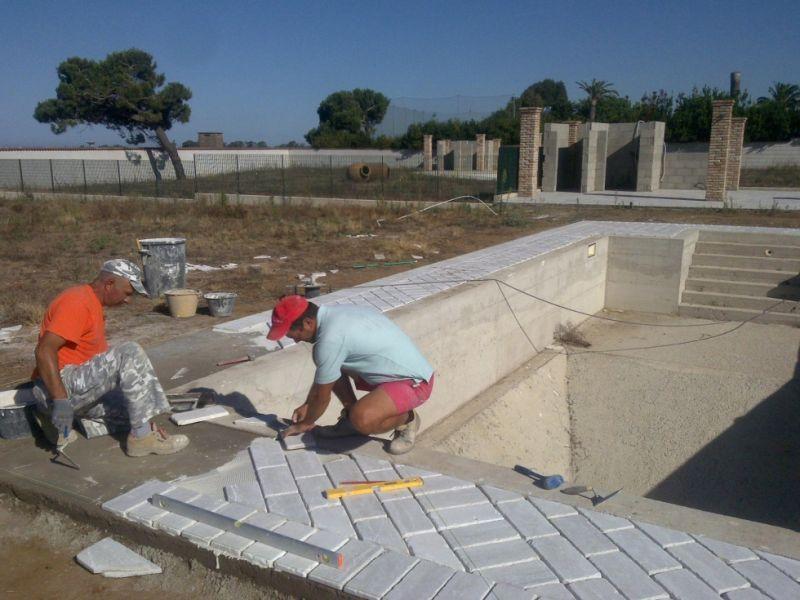 Pietre per pavimenti e rivestimenti Marino di Roma 6