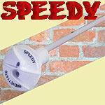Deumidificare muri cartuccia speedy